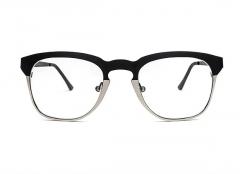 QUATTROCENTO Eyewear OFFICE SPARK Silver Black