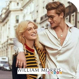 William Morris London משקפי וויליאם מוריס תל אביב