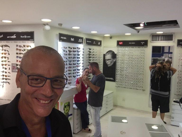 אופטיקה רואים שקוף - משקפיים יפים בתל אביב